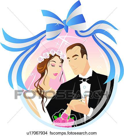 429x470 Clipart Of Love, Wife, Tuxedo, Wedding Ceremony, Wedding Dress
