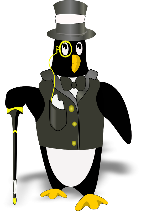 537x800 Tuxedo Clip Art Download