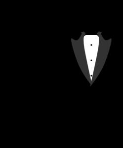 249x300 Tuxedo Clip Art