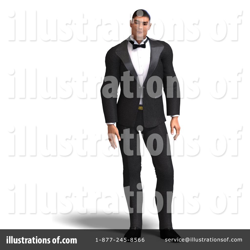 1024x1024 Tuxedo Clipart
