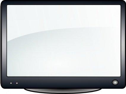 425x318 Broken Tv Clip Art, Vector Broken Tv