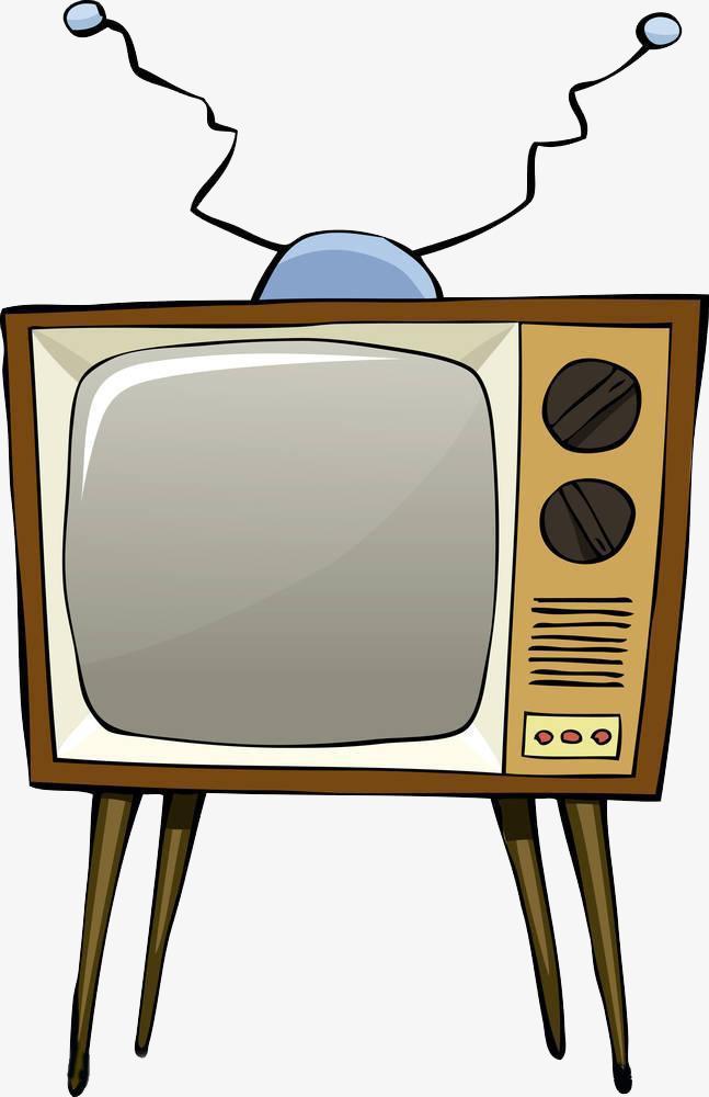 Tv Screen Cartoon