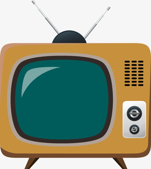 628x704 Cartoon Home Appliance Icon Tv, Cartoon, Home Appliances Icon, Tv