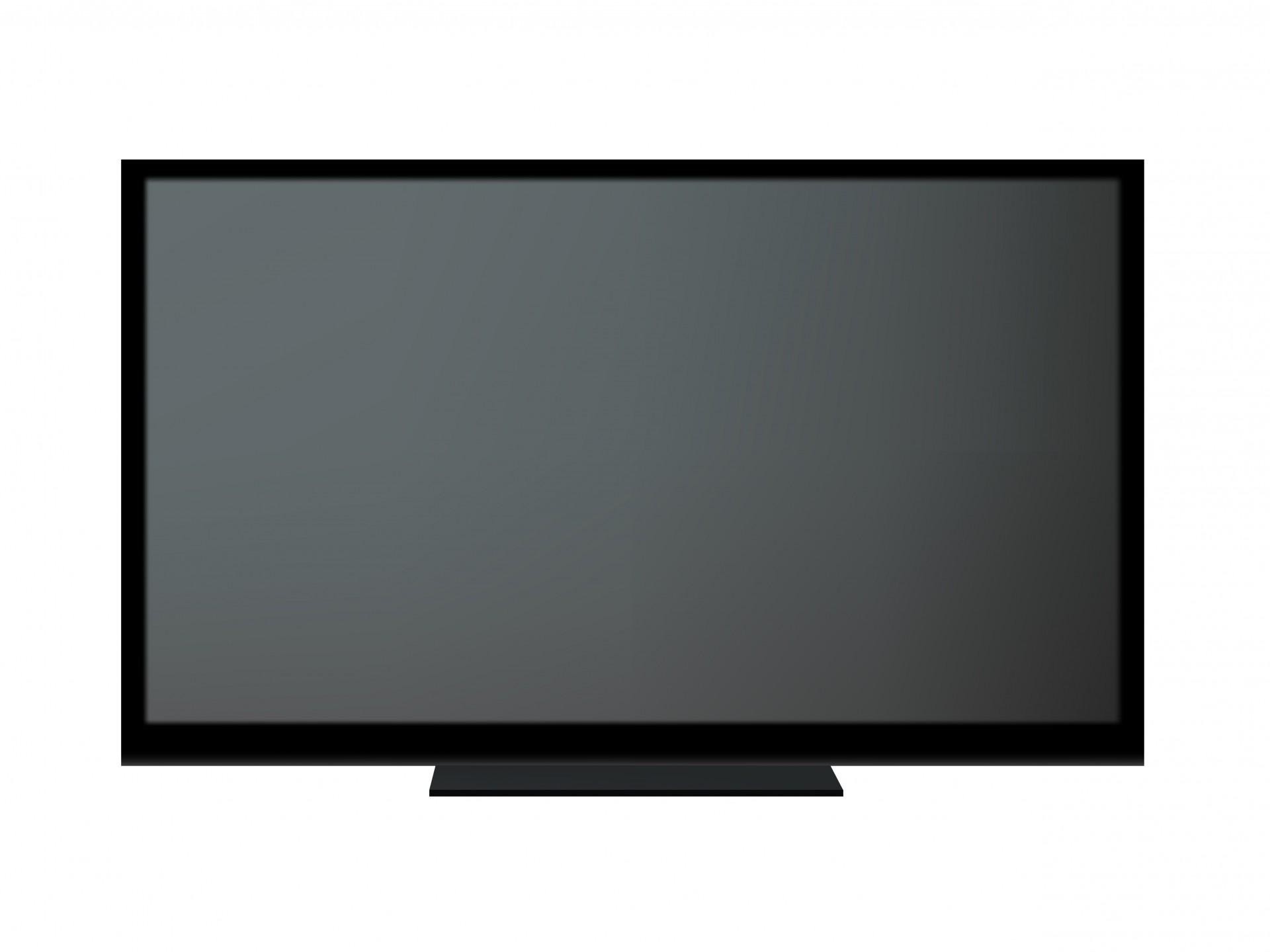 1920x1439 Screen Clipart Flat Screen Tv