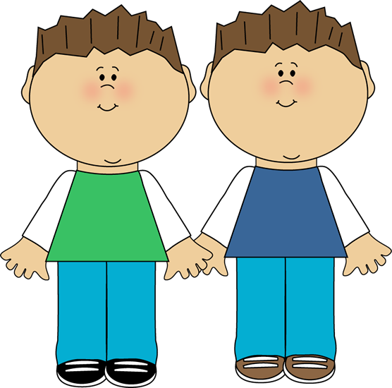 556x550 Clip Art Gt Twin Brothers Clipart Panda