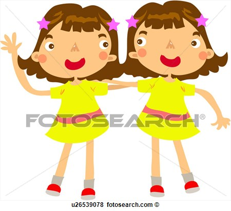 450x411 Sister Clipart