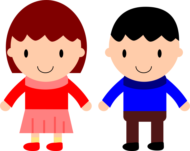 800x634 Twins Clipart Cartoon Character