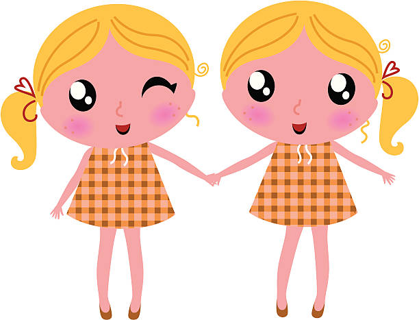 612x467 Twins Clipart Different