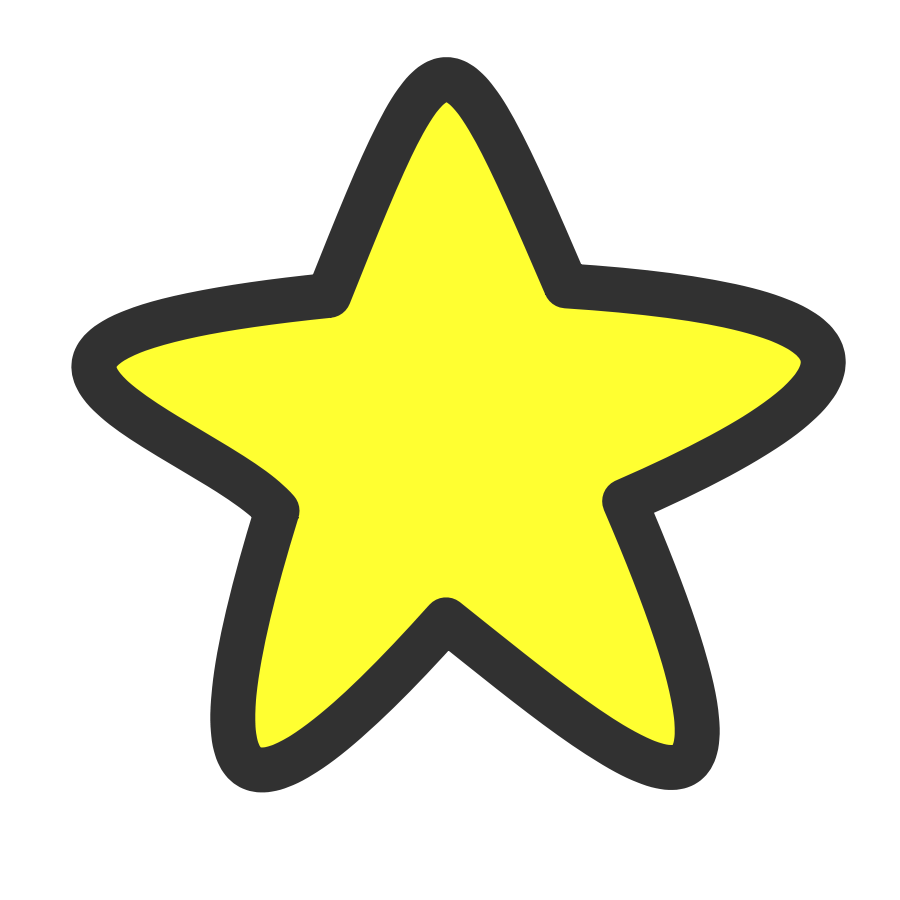 900x900 Sparkles Clipart Twinkle Star