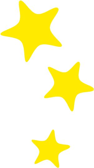 Twinkle Stars Clipart