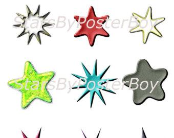 340x270 Hand Drawn Star Etsy