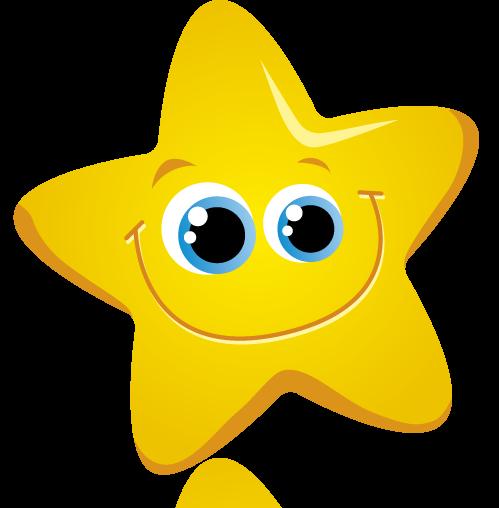 499x508 Twinkle Stars Clipart