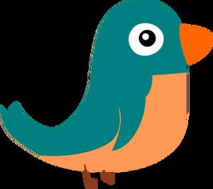 Twitter Bird Clipart