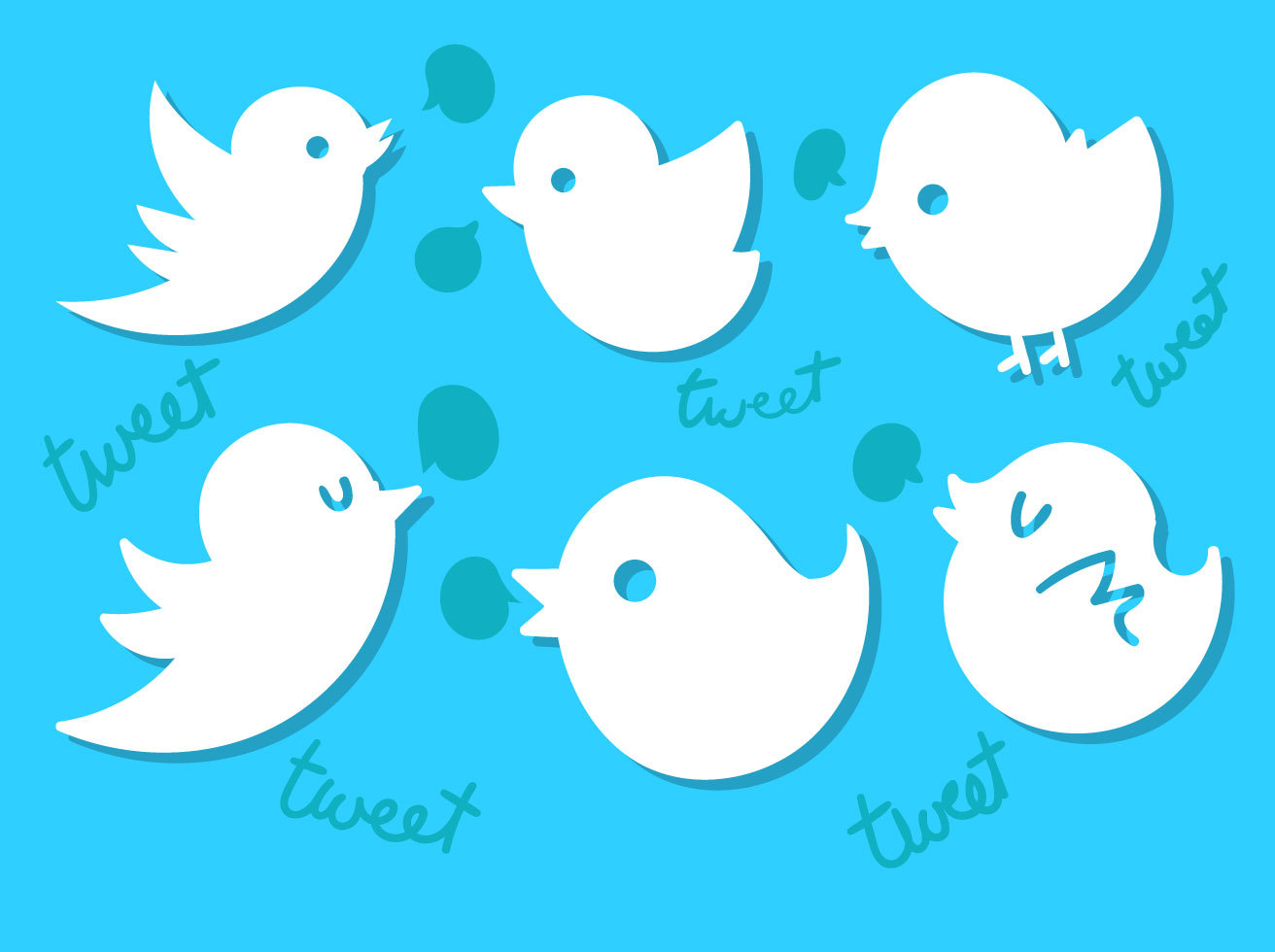 Twitter personal. Bird clipart free download