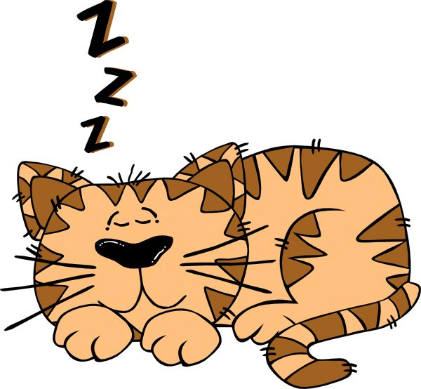 Two Cats Clipart