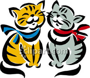 300x258 Top 73 Kitty Clip Art