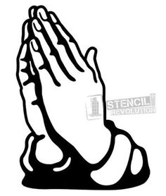 236x278 Praying Hands Clipart Stock Photo, Picture And Royalty Free Image