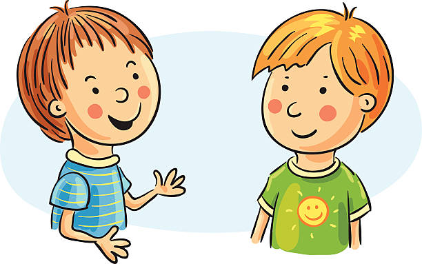 Two People Talking Clipart | Free download best Two People ...