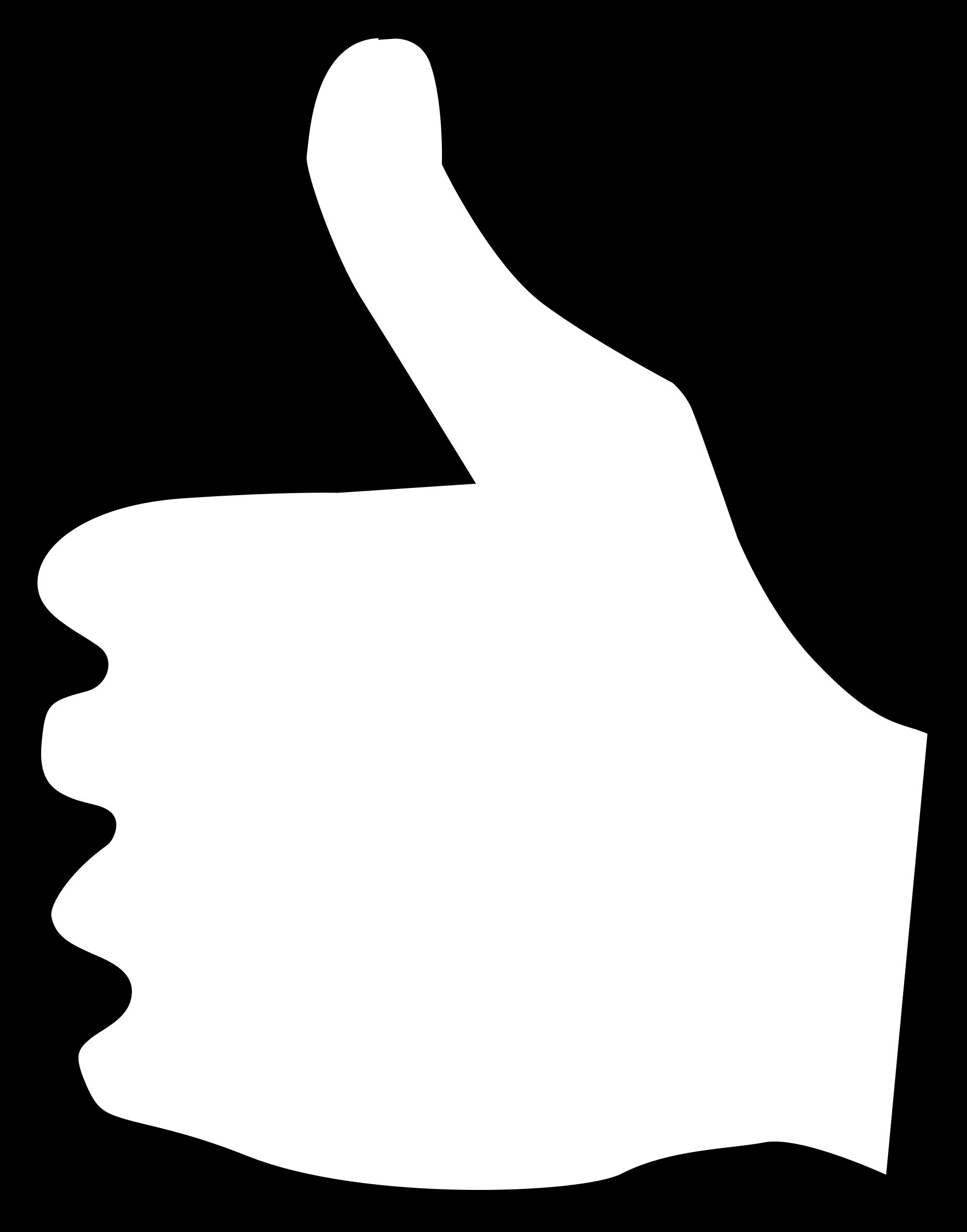 1860x2371 Thumbs Up Thumb Clip Art Clipart 2
