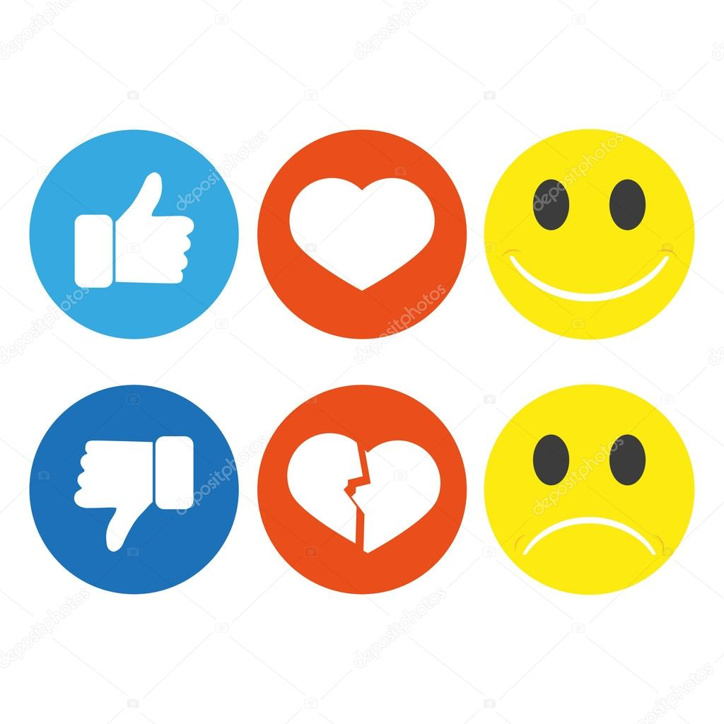 1024x1024 Thumbs Up Emoticon Stock Vectors, Royalty Free Thumbs Up Emoticon