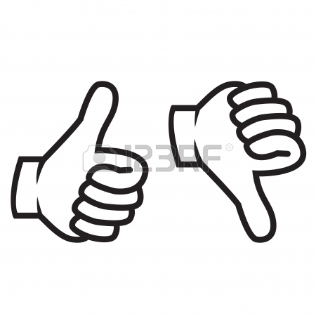 Two Thumbs Up Image