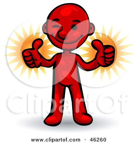 450x470 Royalty Free (Rf) Thumbs Up Clipart, Illustrations, Vector Graphics