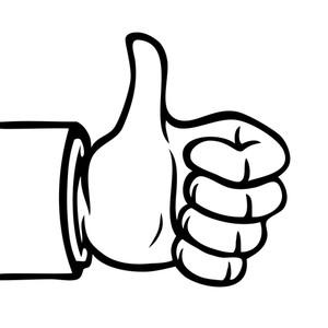 300x300 Thumbs Up