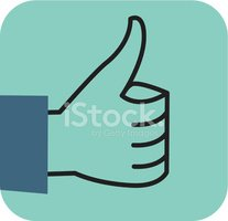 207x200 Two Thumbs Up Stock Vectors