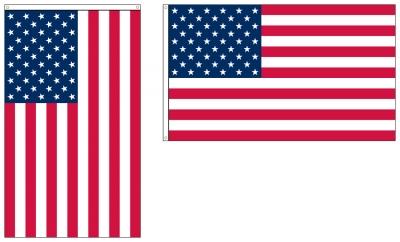 400x242 Displaying U.s. Flag Off Staff