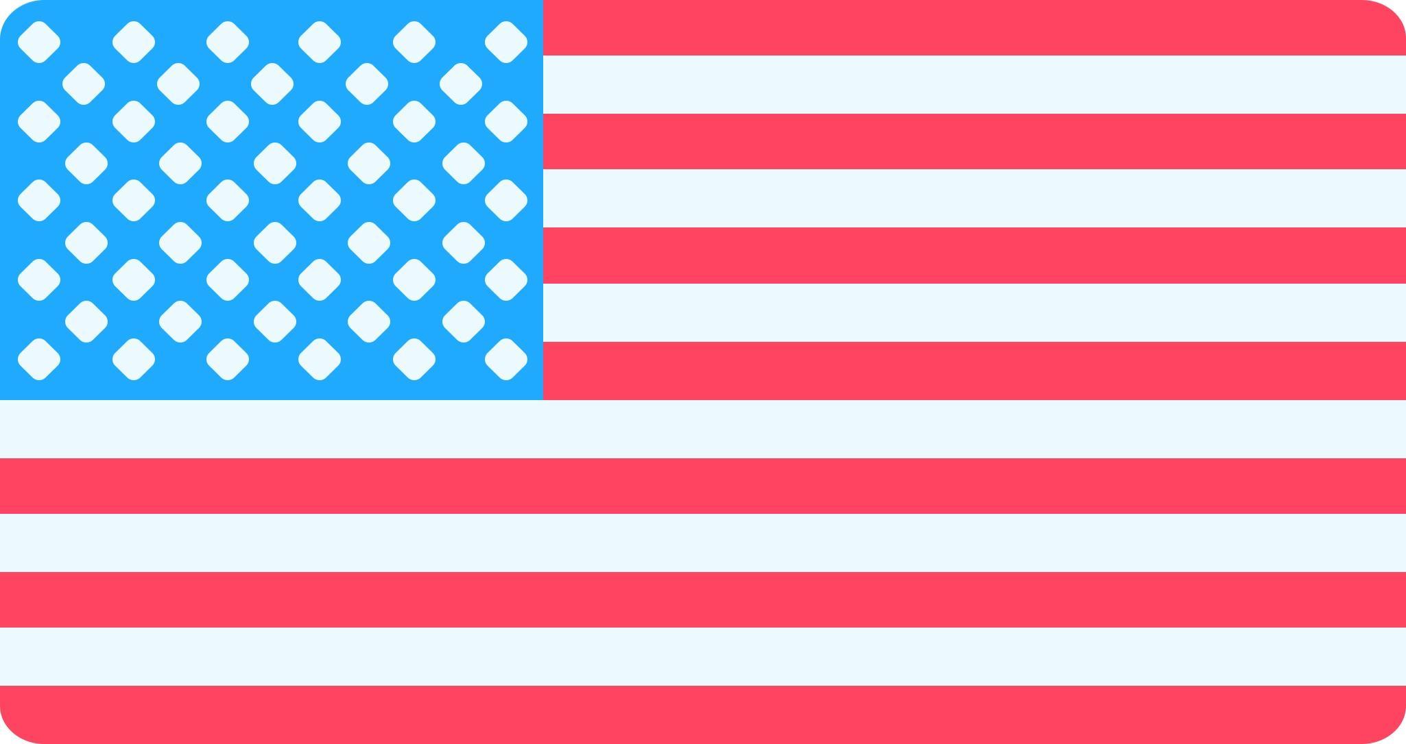 2050x1086 My Take On A Minimalist Us Flag Vexillology