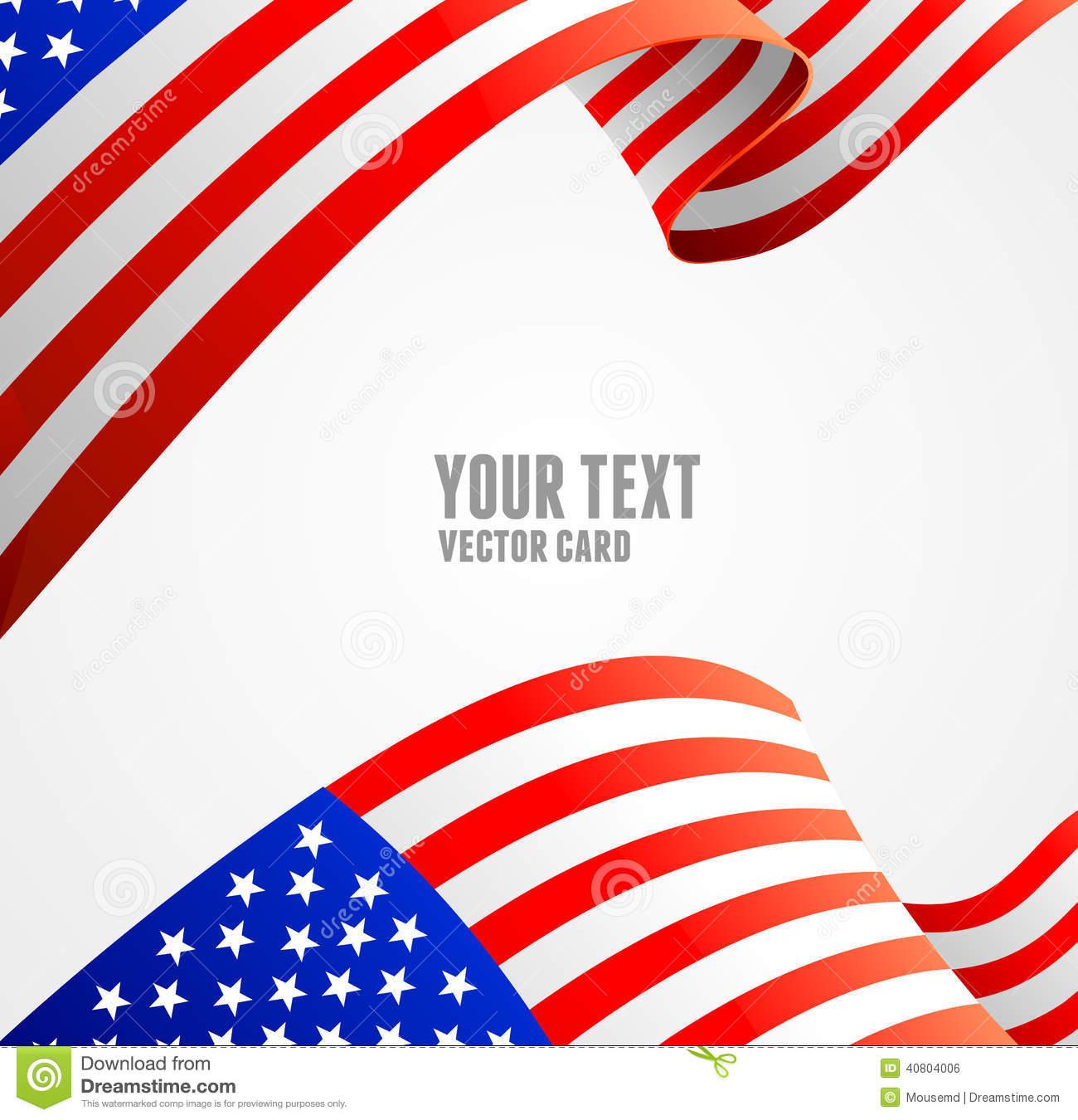 1300x1350 American Flag Clipart Corner Border