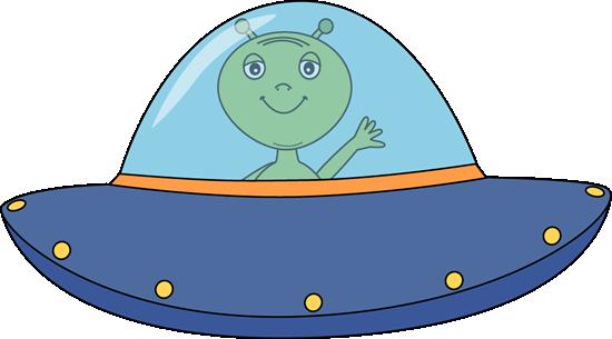 550x305 Alien Flying Ufo Clip Art