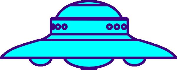 600x239 Ufo Clip Art