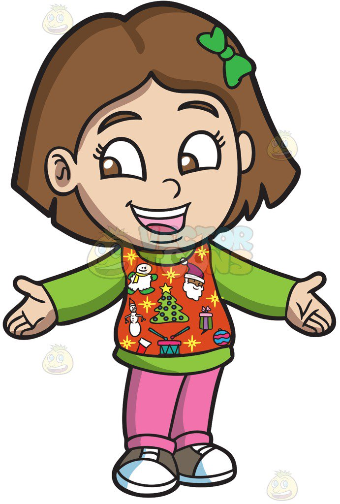 Ugly Christmas Clipart | Free download on ClipArtMag