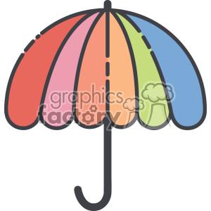 300x300 Royalty Free Umbrella Vector Clip Art Images 403892 Vector Clip