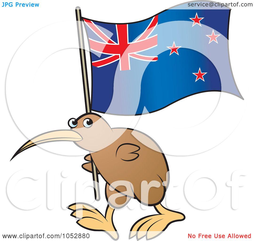 1080x1024 Royalty Free Vector Cliprt Illustration Of Kiwi Bird