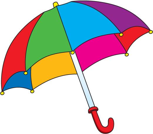 521x458 Umbrella Clipart Free Clipart Images