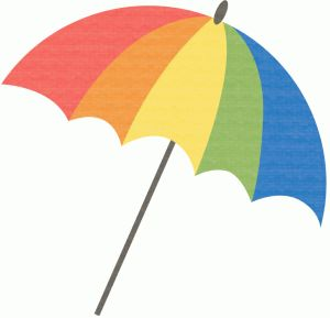 300x289 Images About Umbrellas Illustrations On Rain Clip Art