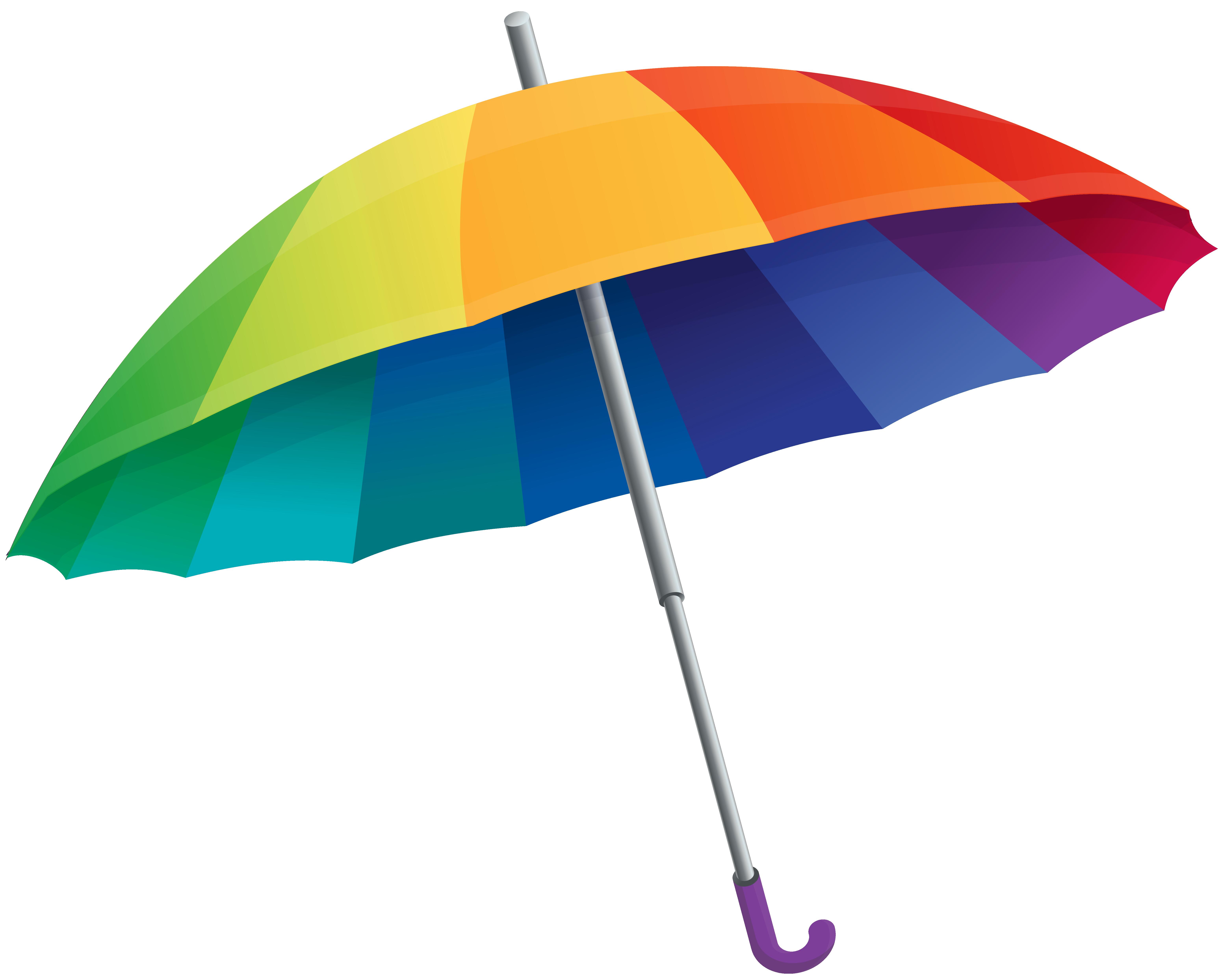 6255x4964 Rainbow Umbrella PNG Clipart Imageu200b Gallery Yopriceville