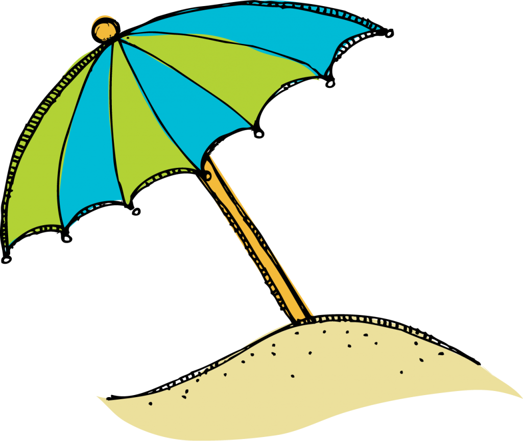 1024x864 Beach Umbrella Cliparts Free Download Clip Art