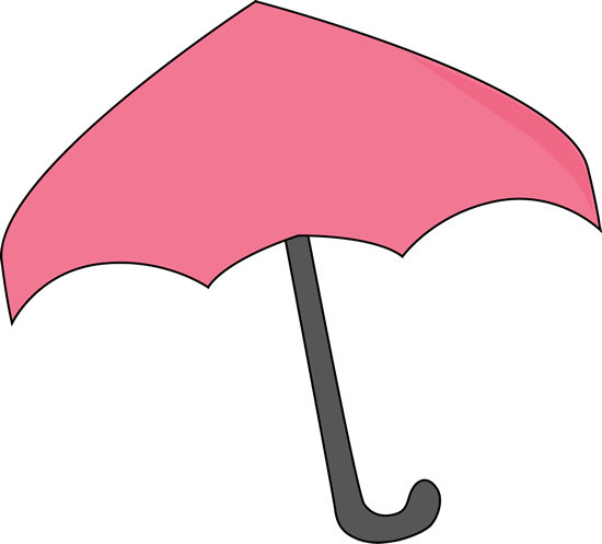 550x497 Clip Art Umbrella