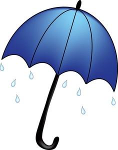 236x300 Umbrella Clipart Image
