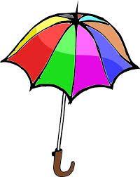 200x252 Vintage Parasol Clipart, Black And White Graphics, Umbrella Clip