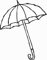 199x253 Drawn Umbrella Cartoon