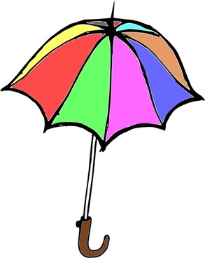 293x368 Umbrella Drawing Vector Free Vector Download (89,806 Free Vector