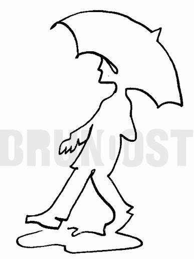 Line Drawing Umbrella : Umbrella drawing free download best on
