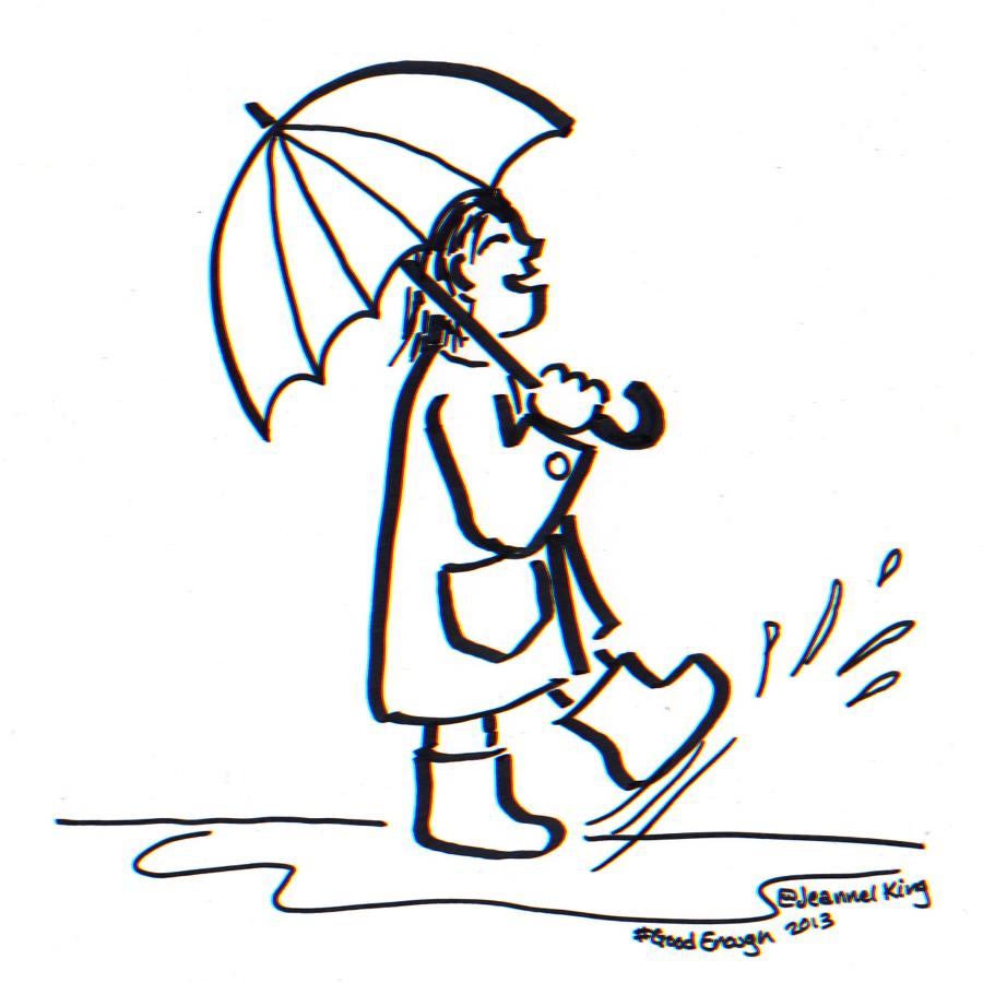 900x900 How To Draw A Good Enough Umbrella