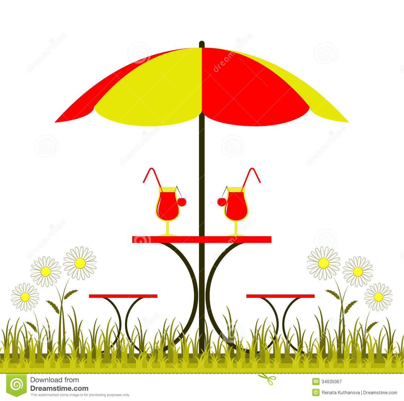 1300x1290 Patio Umbrella Clip Art On Umbrellac2a0 Lightsclip Lights