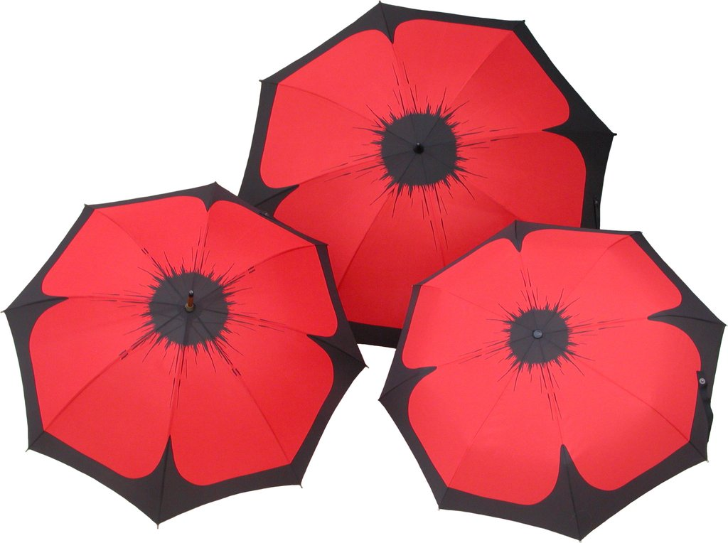 1024x764 Poppy Telescopic Umbrella Royal Hospital Chelsea Shop