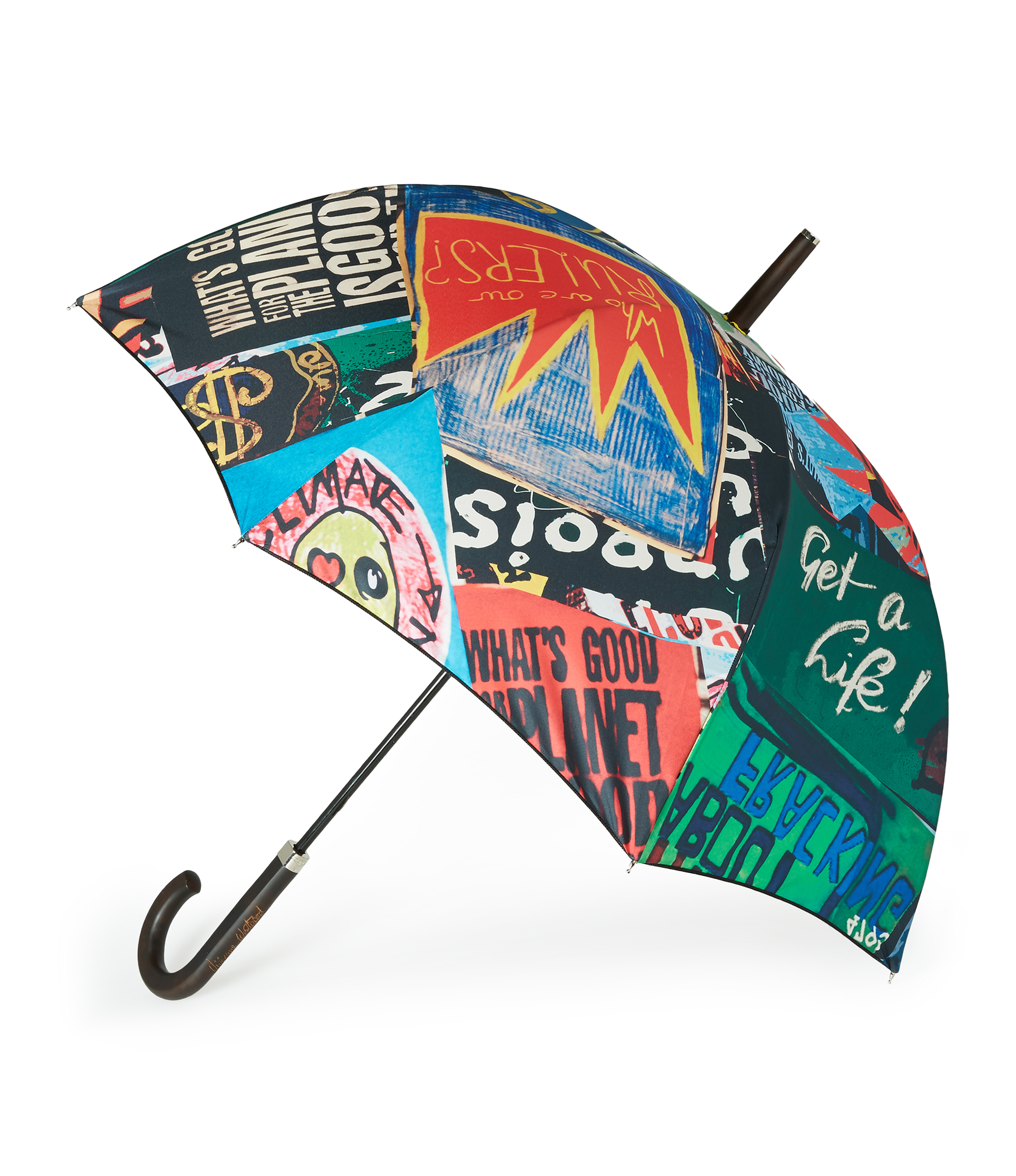 2000x2315 Protest Long Umbrella Vivienne Westwood